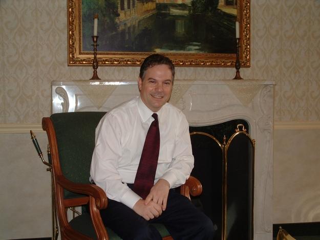 Mr. David Gross - Regency Founder and President