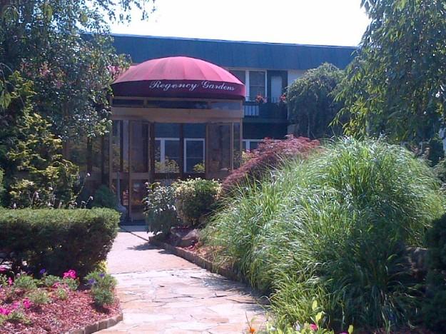 Regency Gardens in Wayne, an Oasis of Beauty!
