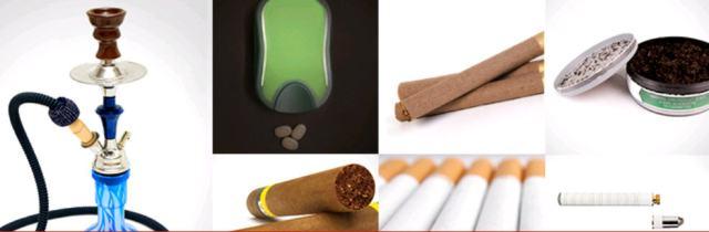 Tobacco is tobacco - is tobacco - is tobacco? Fear not. E-cigarettes are here?